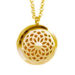 Flower of Life<br/><small>gold, filigree</small>